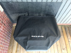 Broil King Gas BBQ, Cover, Mat and Accessories