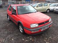 1996/P Volkswagen Golf 1.4 SE Ltd Edn EXCELLENT RUNNER