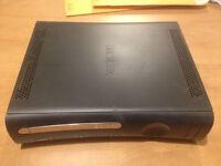 2 Consoles Xbox 360 défectueux à vendre pour pièces Élite Parts