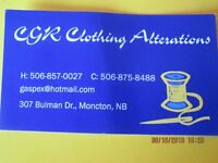Need Clothing Alterations Done for the New School Year or Fall?