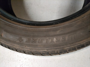 BMW tyres -moving sale