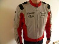 Hein Gericke Bikers Jacket - Size Large