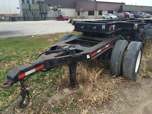 20 ft container chassis and SA dollies  London Ontario image 4