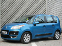 2012 CITROEN C3 PICASSO 1.6HDi VTR+ESTATE -70+ MPG - £30 A YEAR ROAD TAX !