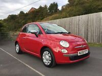 FIAT 500 POP 2009 not Mini Cooper Vauxhall corsa