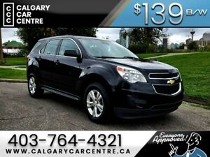 2013 Equinox $139B/W TEXT US FOR EASY FINANCING 587-317-4200