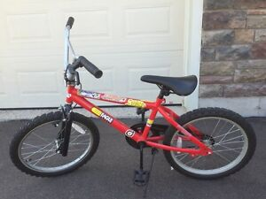 Boy Bicycle BMX style 20""