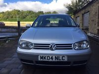 2004 Vw Golf Gt tdi 130 bhp *full history* family owned from new IMMACULATE CONDITION bora Passat