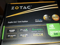 Zotac Nvidia GeForce GT 610 Video/Graphics Card