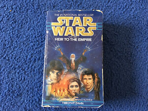 Star Wars Volume One: Heir to the Empire novel by Timothy Zahn
