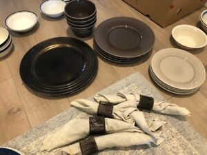 Gluckstein Home and Other Plates & Bowls.   Great Condition!