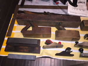 Vintage Carpenter's Tools in Good Conditions - from $15
