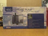 Feature pump
