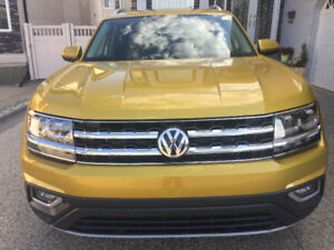 2018 Volkswagen Atlas Highline SUV, Crossover