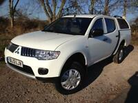 Mitsubishi L200 2.5DI-D CR ( EU V ) 4WD Double Cab Pickup 4Work 2013/13