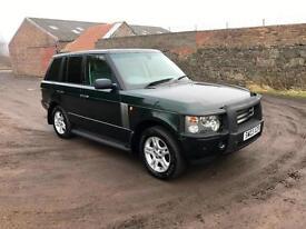 2003 Land Rover Range Rover 3.0 Td6 Vogue 5dr