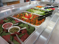 Casual Food Services Staff Needed-$19.82 per hour