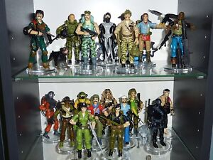 LOOKING FOR LOOSE  VINTAGE  GI JOE FIGURES