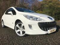 *3MTHS WARRANTY*2010(60)PEUGEOT 308 1.6 ALLURE(LIMITED EDITION)WITH LEATHER*