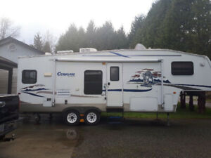 2006 Cougar by Keystone 5th Wheel