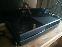 Xbox One with Kinect (headset, controller, hdmi incld.)