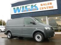 2015 Volkswagen TRANSPORTER T5 T28 102PS TDI S/LINE VAN *PURE GREY* Manual Mediu
