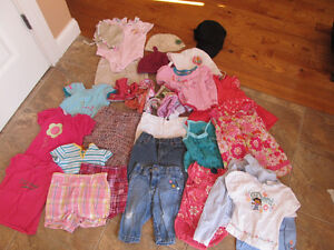 REDUCED!!! Lot of girls clothing (size 18-24 months)!!