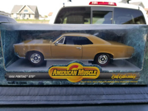 Model 1966 GTO in original UNOPENED box