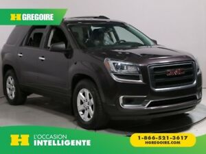 2015 GMC Acadia SLE 7 PASSAGERS AC GR ELECT BLUETOOTH CAMERA