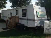 37' Wilderness trailer