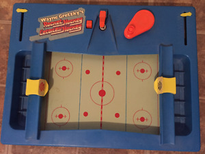 Wayne Gretzky Rocket Hockey Game