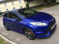 FORD FIESTA ST-2 2016 MODEL (65 PLATE) ONLY 1,200 MILES!!!!