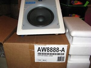 Brand new in box In-wall speakers London Ontario image 2