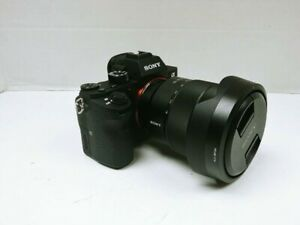 CAMERA SONY:A7SII ,2999.95$ LENTILLE 16-35MM:ZEISS FE4 999.95$