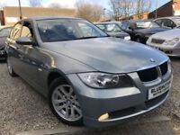 ✿07-Reg BMW 320D SE 4DR, Diesel ✿NICE EXAMPLE✿