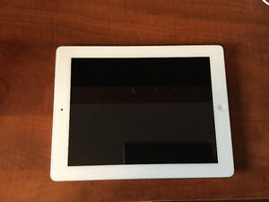 ipad 4th generation 32gb  model A1458