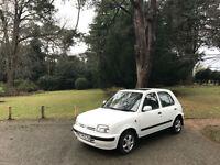 Nissan Micra 1.2 SLX Automatic 5 Door Hatchback White