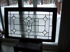 Antique stained glass window Kingston Kingston Area image 2