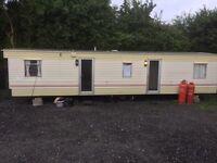 3/2 bedrooms static caravans