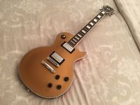 Gibson Les Paul Classic Custom Gold Top