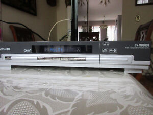 SONICVIEW HIGH DEFINITION SATELLITE RECEIVER SV-HD8000