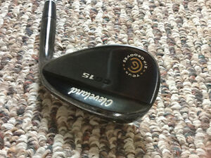 Cleveland CG15 54 degree wedge 14 bounce