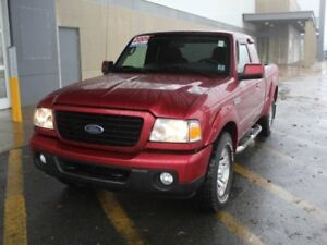 2008 FORD RANGER Sport LOW KMS!!