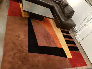 """STYLE RUG CARPET TAPIS 112"""" x 156"""" FOR SALE"""