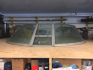 Boat Windshield 5 piece