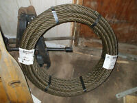 100 foot 1inch Skidder Cable