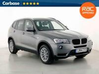 2014 BMW X3 xDrive20d SE 5dr Step Auto SUV 5 Seats