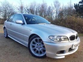 2004 BMW 3 Series 2.5 325Ci Sport 2dr