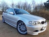 2004 BMW 3 Series 2.5 325Ci Sport 2dr