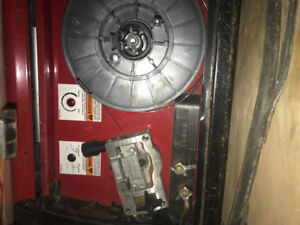 Welding machine lincon  mig 180 dual with many accessories